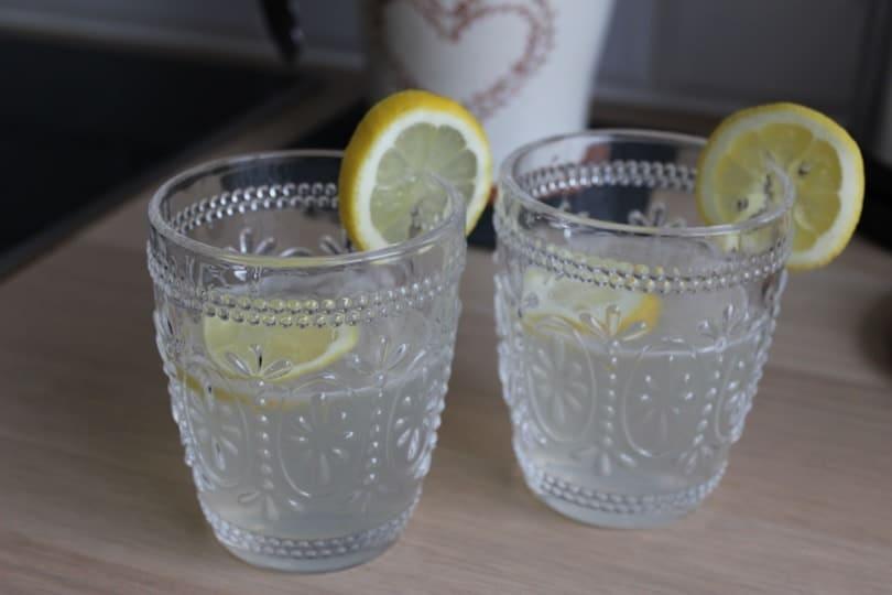 2 verres de citron1