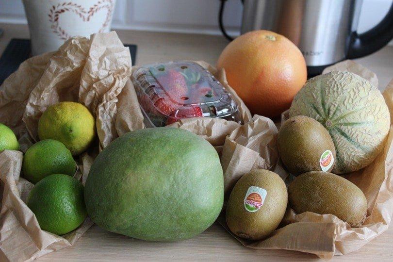 fruits natureo