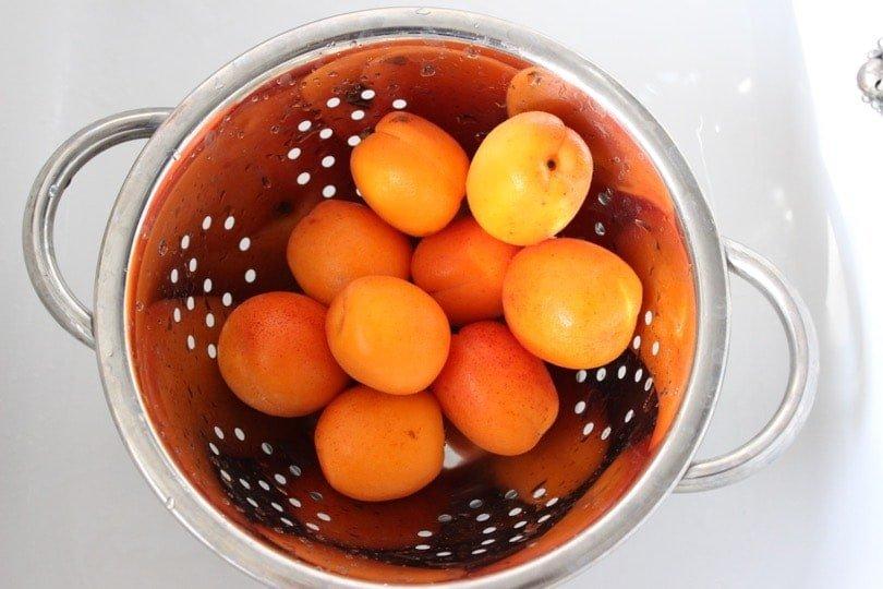 abricots passoire