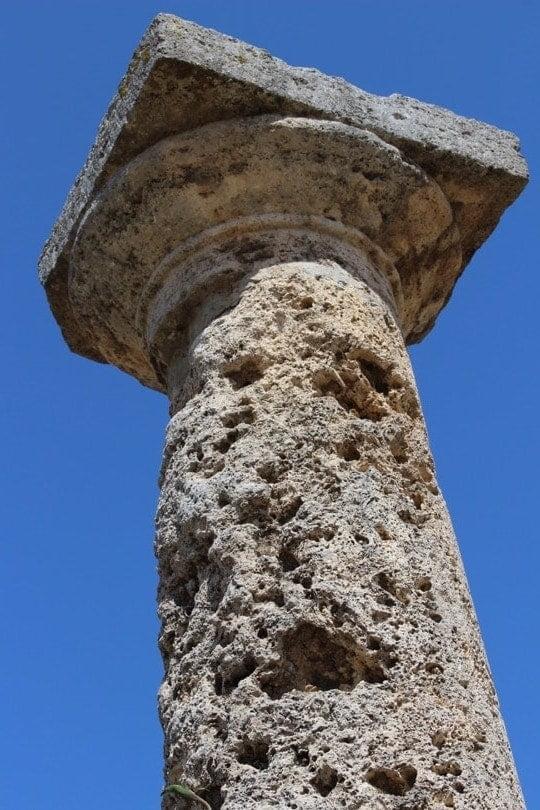 colonne Paestum