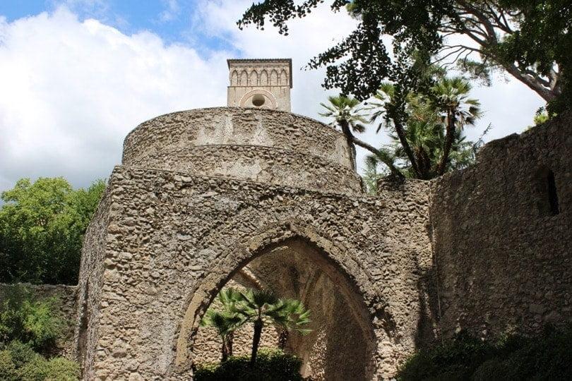 tour villa Rufolo