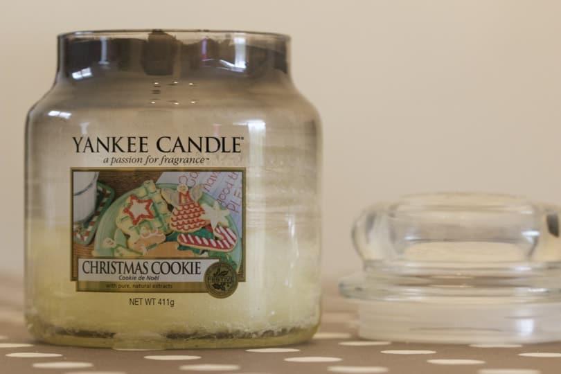 Jarre yankee candle après utilisation