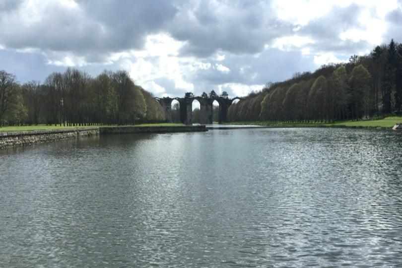 Aqueduc et canal de l'Eure