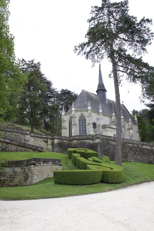 Collégiale Sainte-Anne