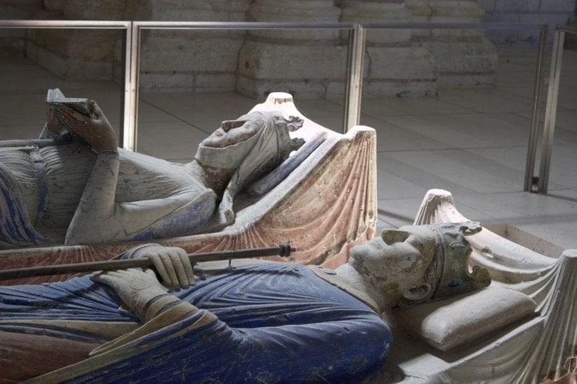 Aliénor d'Aquitaine et Henri II