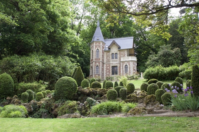 Alexandre Dumas, Le château d'If son cabinet de travail.