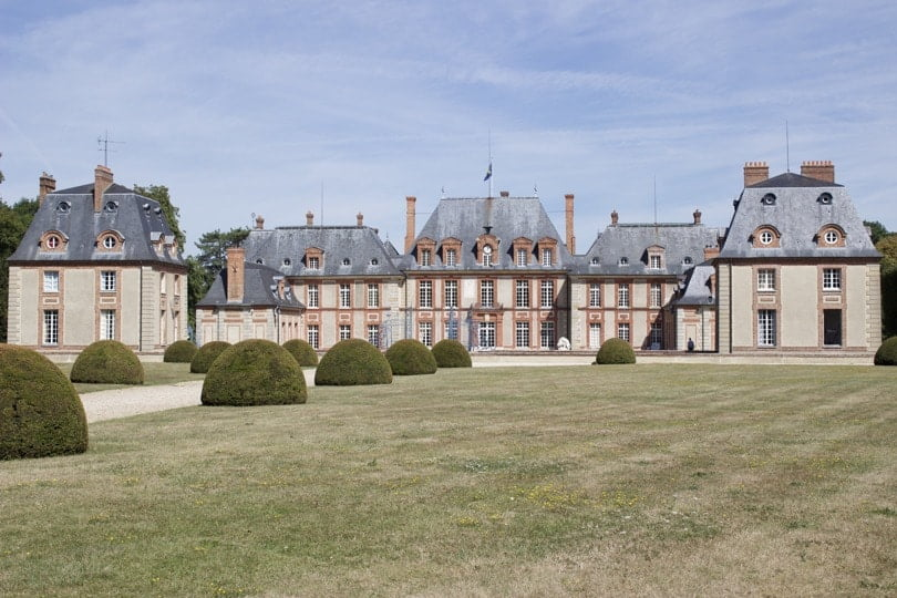 Le château de Breteuil une belle sortie dans les Yvelines