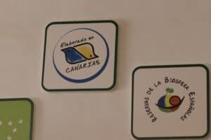 Logos qualité production d'Aloe Vera à Lanzarote