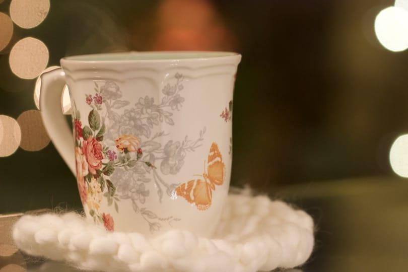 Un thé au coin du feu