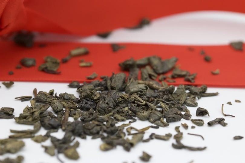 Offrir du thé pour la Saint-Valentin