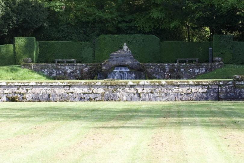La Baigneuse du château de Courances
