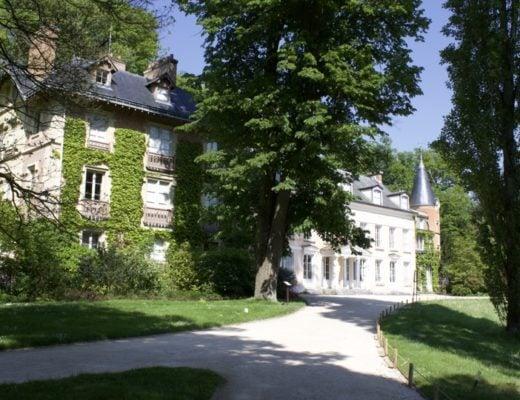Maison de Chateaubriand à la Vallée-aux-Loups
