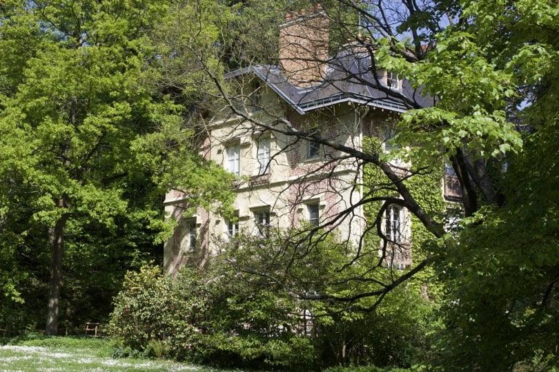 Maison de Chateaubriand située à la Vallée-aux-Loups.