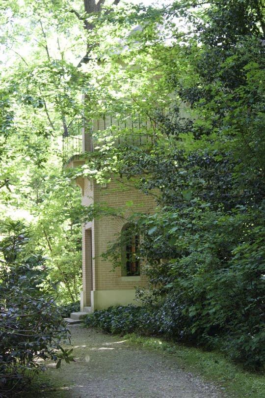 Tour Velléda du domaine de Chateaubriand.