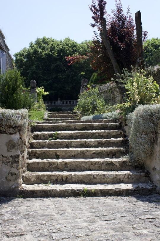 Les jardins du château d'Ambleville