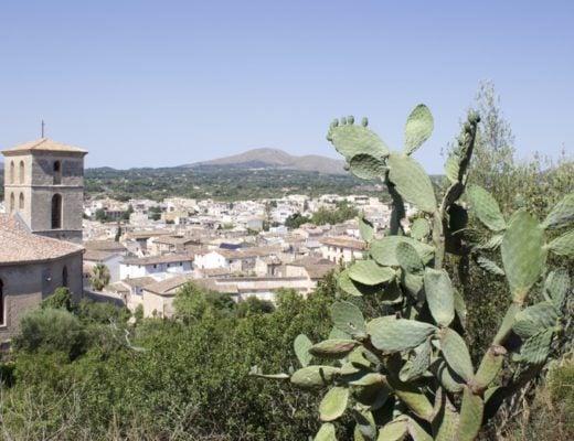 Découvrir Majorque, visiter la ville de Artà.