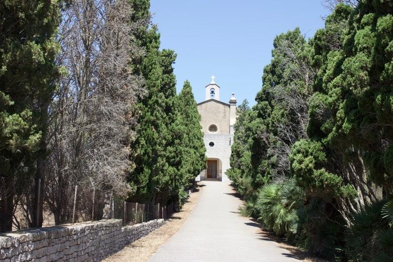 Découvrir Majorque : Ermita de Betlem.