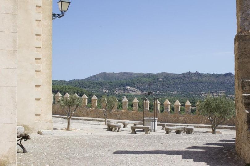 Parc naturel de la péninsule du Levant à Majorque.