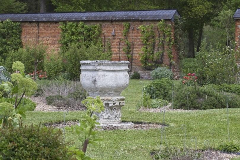 Potager du château d'Acquigny