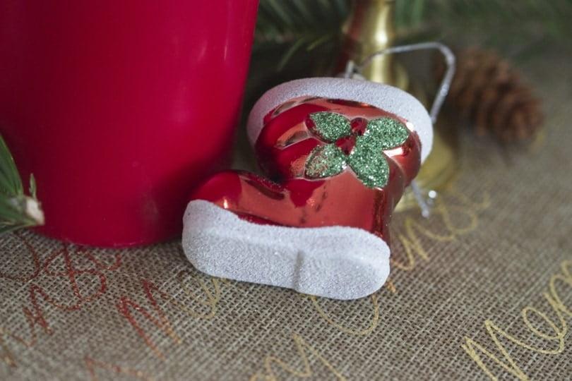 Décoration de Noël vintage