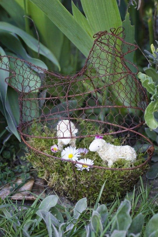 Petits moutons de Pâques