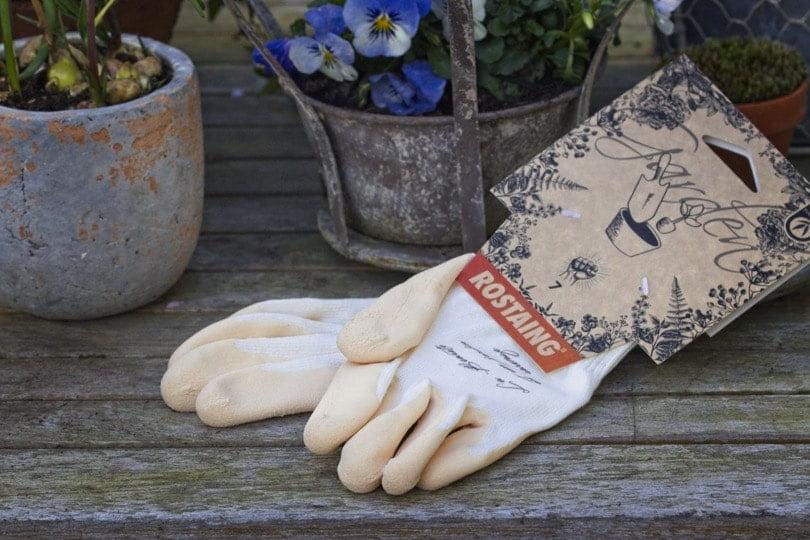 Mes gants aux huiles essentielles