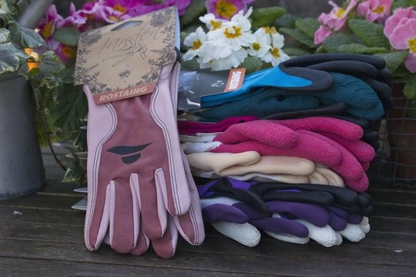 Mes gants Rostaing pour le jardin