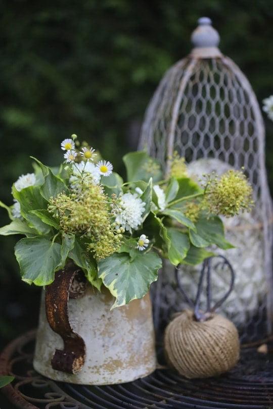 Bouquet de lierre